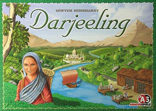 ABACUSSPIELE Abacus 03072 Darjeeling - Juego de Mesa [Importado de Alemania]