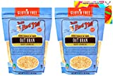 Bob's Red Mill Gluten Free Oat Bran Cereal Bundle. Includes Two (2) 16oz Packages of Bob's Red Mill Gluten Free Oat Bran Cereal and an Oat Bran Recipe Card from Carefree Caribou!