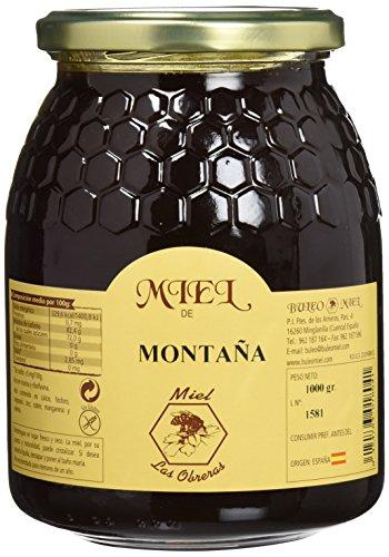 Miel de Montaña Las Obreras 1000 g