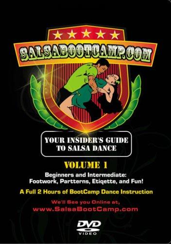 Salsa Dance BootCamp: Beginning Salsa Dance, Volume 1 (Part 1 of 6)