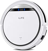 ILIFE V3s Pro Robot Vacuum Cleaner,  Tangle-free Suction , Slim, Automatic Self-Charging..
