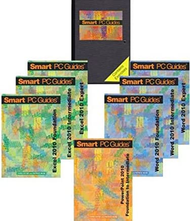 Smart PC Guides 2010 Boxed Set: Word, Excel, PowerPoint