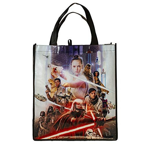 Star Wars: Ep. 9 - The Resistance vs. The First Order - Reusable Tote Bag