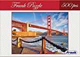 Frank Golden Gate Bridge Puzzle for 10 Year Old Kids and Above