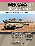 DEP0021 Desert Eagle Publications - Merkava Siman 4 / 4M in IDF Service - Part 3