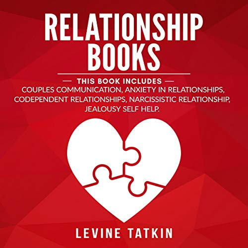 Relationship Books cover art