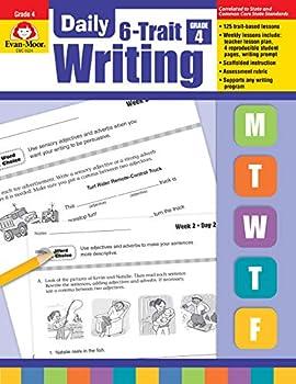 Daily 6-Trait Writing Grade 4