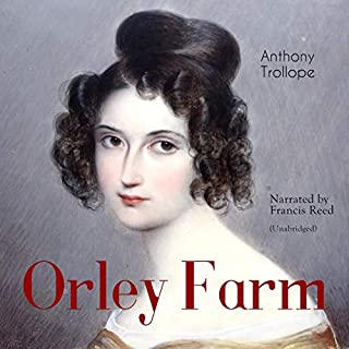 Orley Farm audiobook cover art