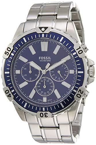 Listado de Reloj Fossil Azul que Puedes Comprar On-line. 3
