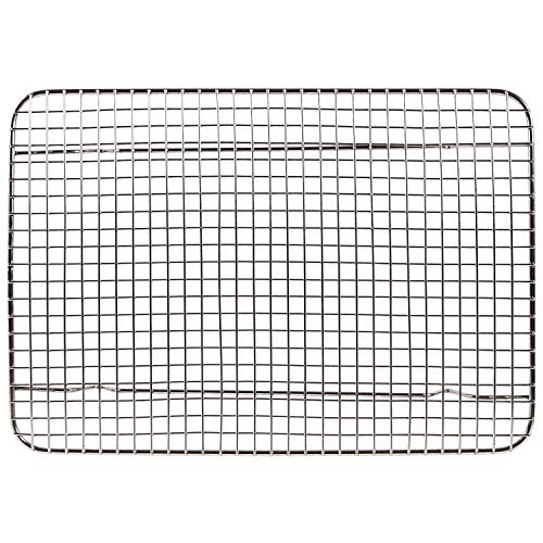 Tribal Cooking Cooling Rack - Cooling and Baking Rack - Oven Safe Wire Rack for Cookie Cooling, Baking with Sheet Pan - Large, Nonstick, and Stainless Steel