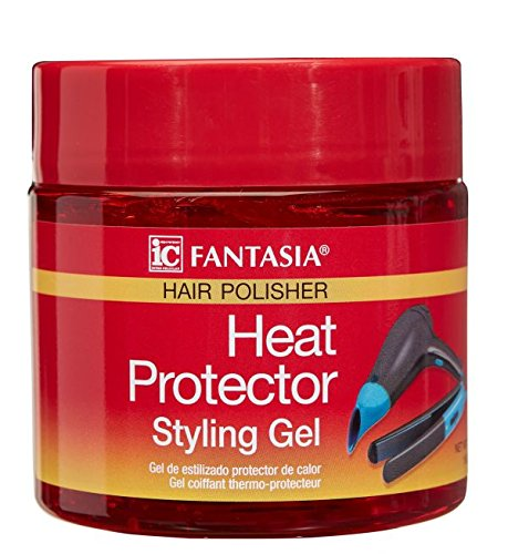 IC FANTASIA HAIR POLISHER HEAT OUNCE GEL STYLING PROTECTOR Max Fixed price for sale 59% OFF 16