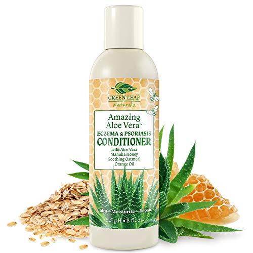 Amazing Aloe Vera Eczema Psoriasis Conditioner with Manuka Honey