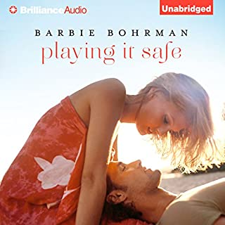Playing It Safe audiobook cover art