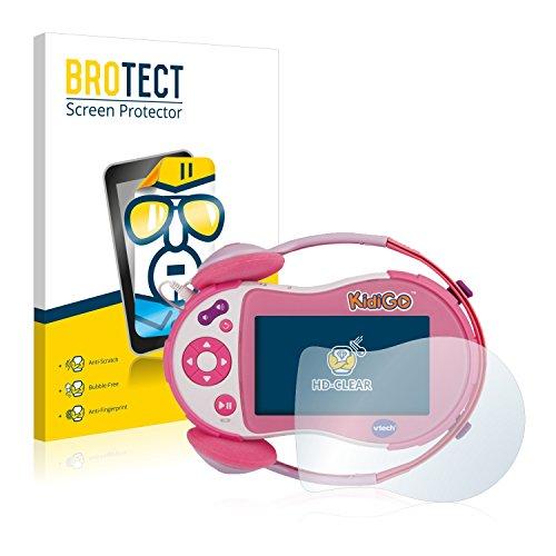 BROTECT Schutzfolie kompatibel mit Vtech Kidigo (2 Stück) klare Displayschutz-Folie