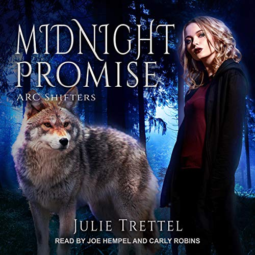 Midnight Promise audiobook cover art