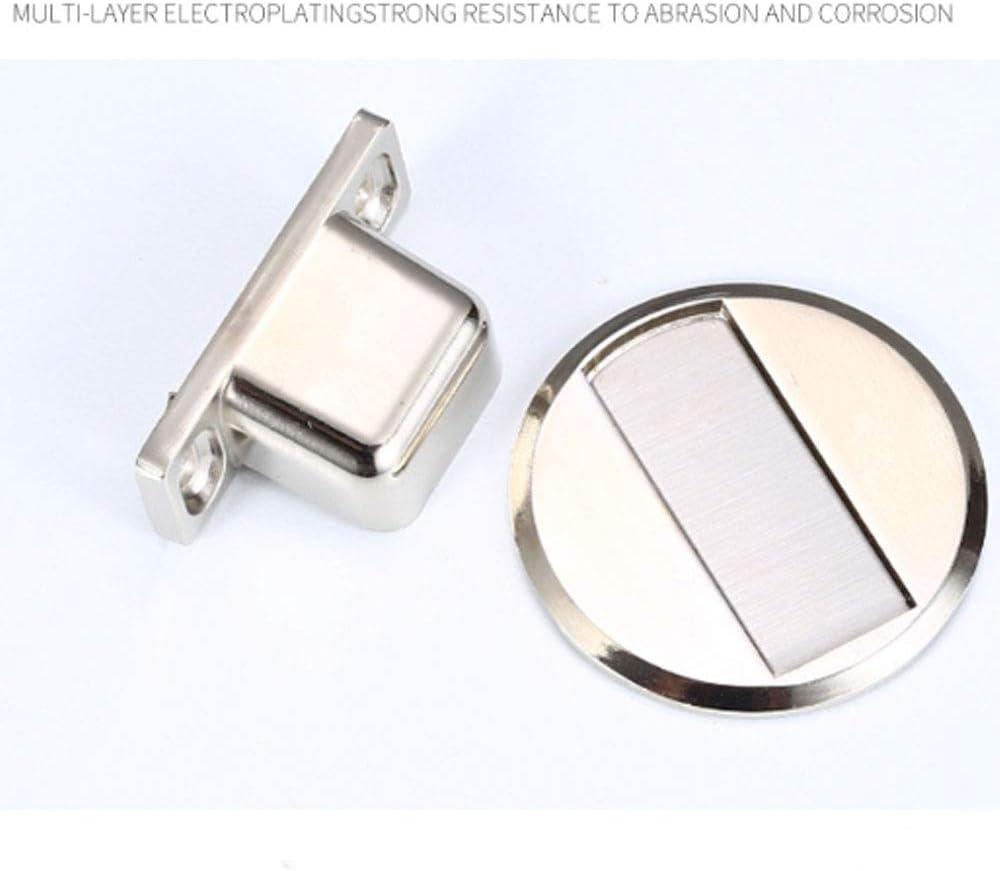 Doorstop Furniture Hardware B XUNMAIFBT Door Stops Stainless Steel Door Stopper Self Adhesive Conceal Screws Floor Mounted