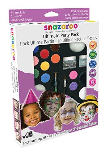 Snazaroo Party Makeup Kit