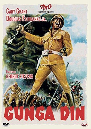 Gunga Din [Italia] [DVD]