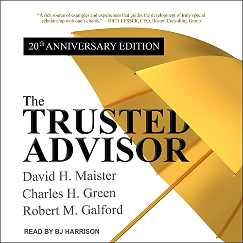 The Trusted Advisor cover art