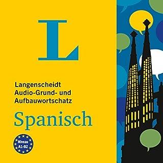 Langenscheidt Audio-Grund- und Aufbauwortschatz Spanisch Titelbild