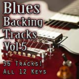Fast Rock Blues Guitar Backing Track in G# | 180 bpm