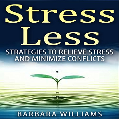 Stress Less audiobook cover art