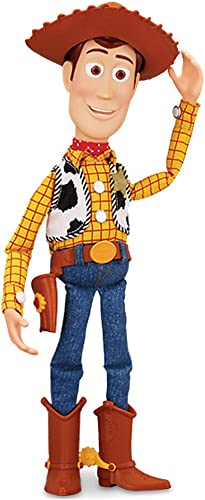 gran descuento Talking Action Action Action Figure New Woody Toy Story (japan import)  con 60% de descuento