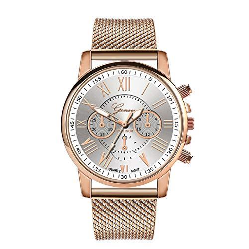 Reloj - Bokning - para - UK-W181-White-BK