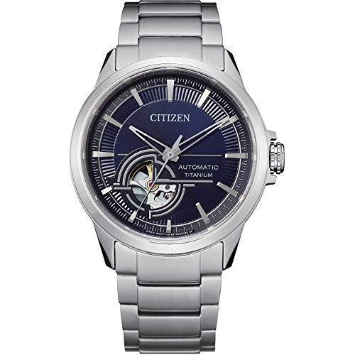 Citizen NH9120-88L - Reloj mecánico para hombre