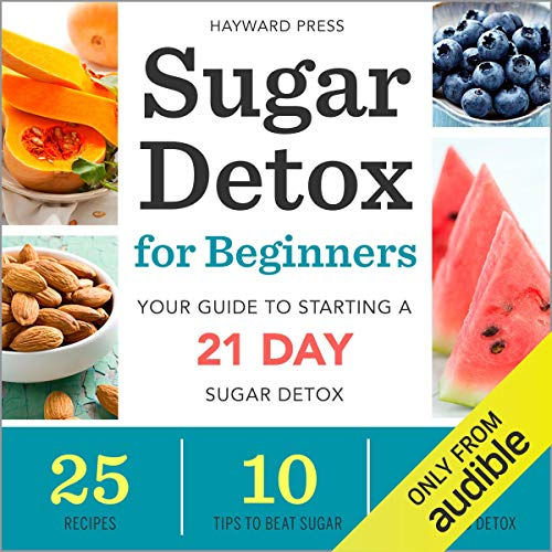 Sugar Detox for Beginners audiobook cover art