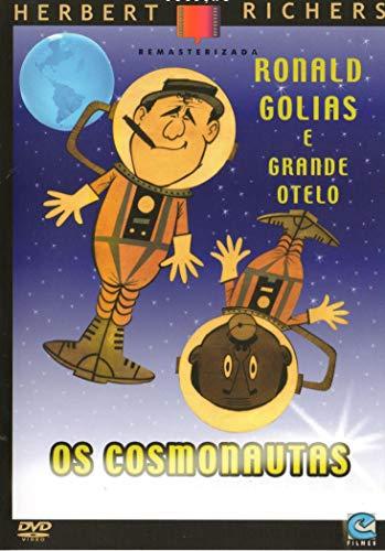 DVD Os Cosmonautas Ronald Golias e Grande Otelo
