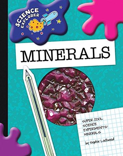 Minerals (Explorer Library: Science Explorer) (English Edition)