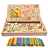 Tickles Multicolor Multifunctional Learning Box for Kids 30 cm for Kids 2 yrs