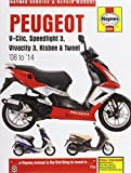 Peugeot V-Clic, Speedfight 3, Vivacity 3, Kisbee & Tweet (08 To 14)