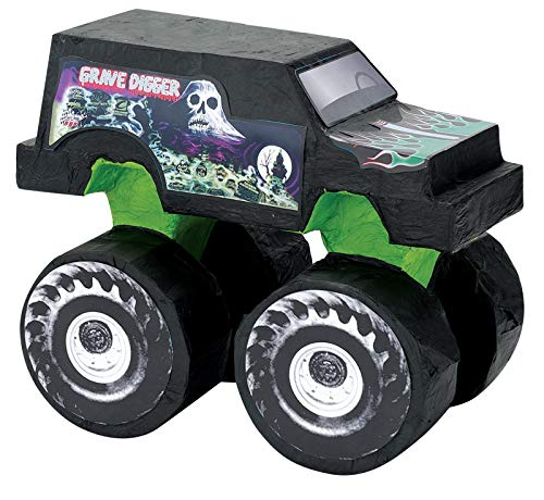 Top monster truck pinatas for birthday party for 2020