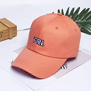 TIMWIL Women Men Fashion Peaked Cap Embroidered Baseball Cap Unisex Sun Protection Cap for Teens
