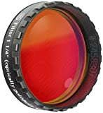 Baader Filtro ocular rojo de 1,25' de 610 nm de paso longitudinal (de pulido planóptico)
