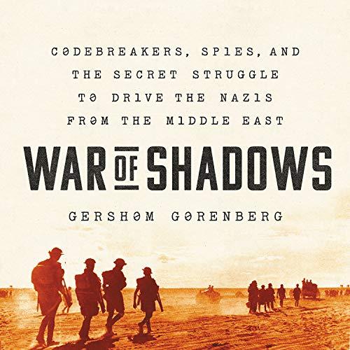 War of Shadows cover art