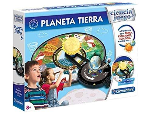 Clementoni Ciencia y Juego- Planeta Tierra (55354)