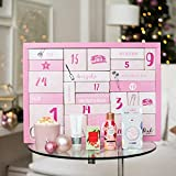 Pink Box Beauty Adventskalender 2020 | Adventskalender für Frauen & Mädchen mit 24 tollen Beautyprodukten im Wert von über 180€