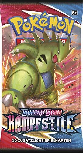 Cards Collect-it Pokemon - SWSH05 - Kampfstile - 1 Booster - Deutsch