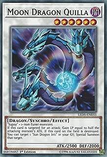 Yu-Gi-Oh! - Moon Dragon Quilla - LED5-EN033 - Common - 1st Edition - Legendary Duelists: Immortal Destiny