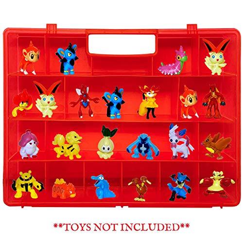 生活取得了较好的红行动迷你玩具人偶管理,加强设计储存盒具有更强的手柄,用口袋妖怪TM动画人物兼容,通过LMB制造,玩具配件为孩子