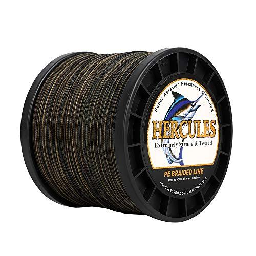 hercules braided fishing line 1500m