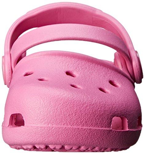 crocs Karin Kids' Clog (Toddler/Little Kid), Party Pink, 1 M US Little Kid