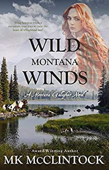 Wild Montana Winds (Montana Gallaghers Book 6) by [MK McClintock]