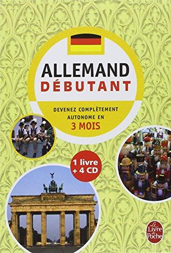 L'allemand : Débutant (4CD audio)