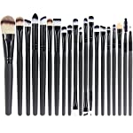 Beauty Shopping EmaxDesign 20 Pieces Makeup Brush Set Professional Face Eye Shadow Eyeliner Foundation