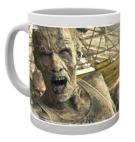 GB Eye LTD, The Walking Dead, Walkers, Tasse [Import]