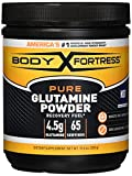Body Fortress Pure Glutamine Powder, 10.6 Oz